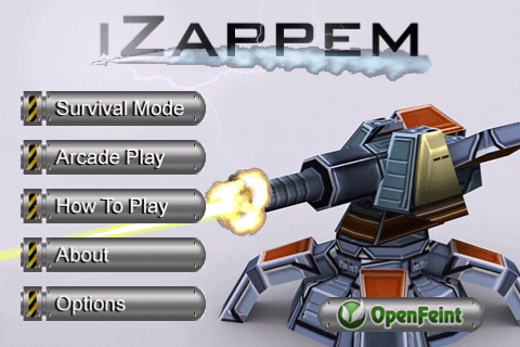 Screenshot iZappem