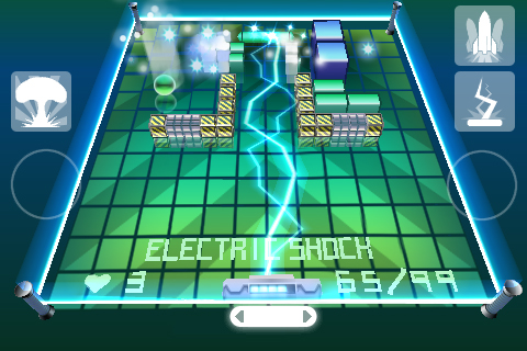 Screenshot 3D Brick Breaker Revolution 2