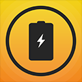 Battery Disc - Power Usage Status & Battery Level